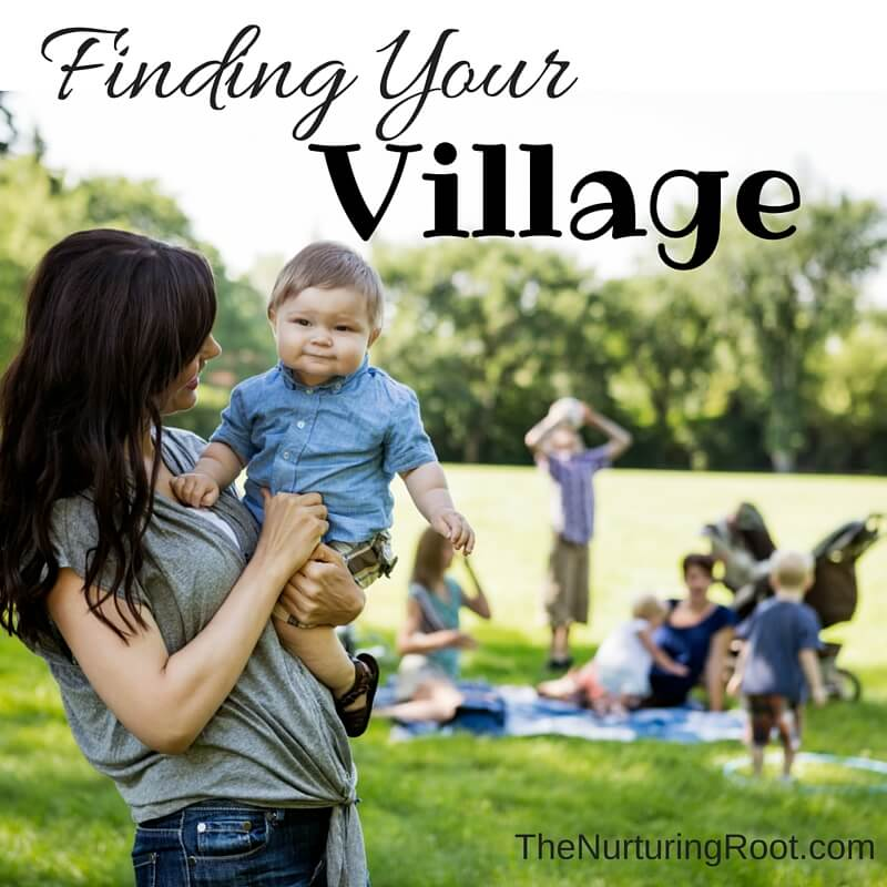 finding your village